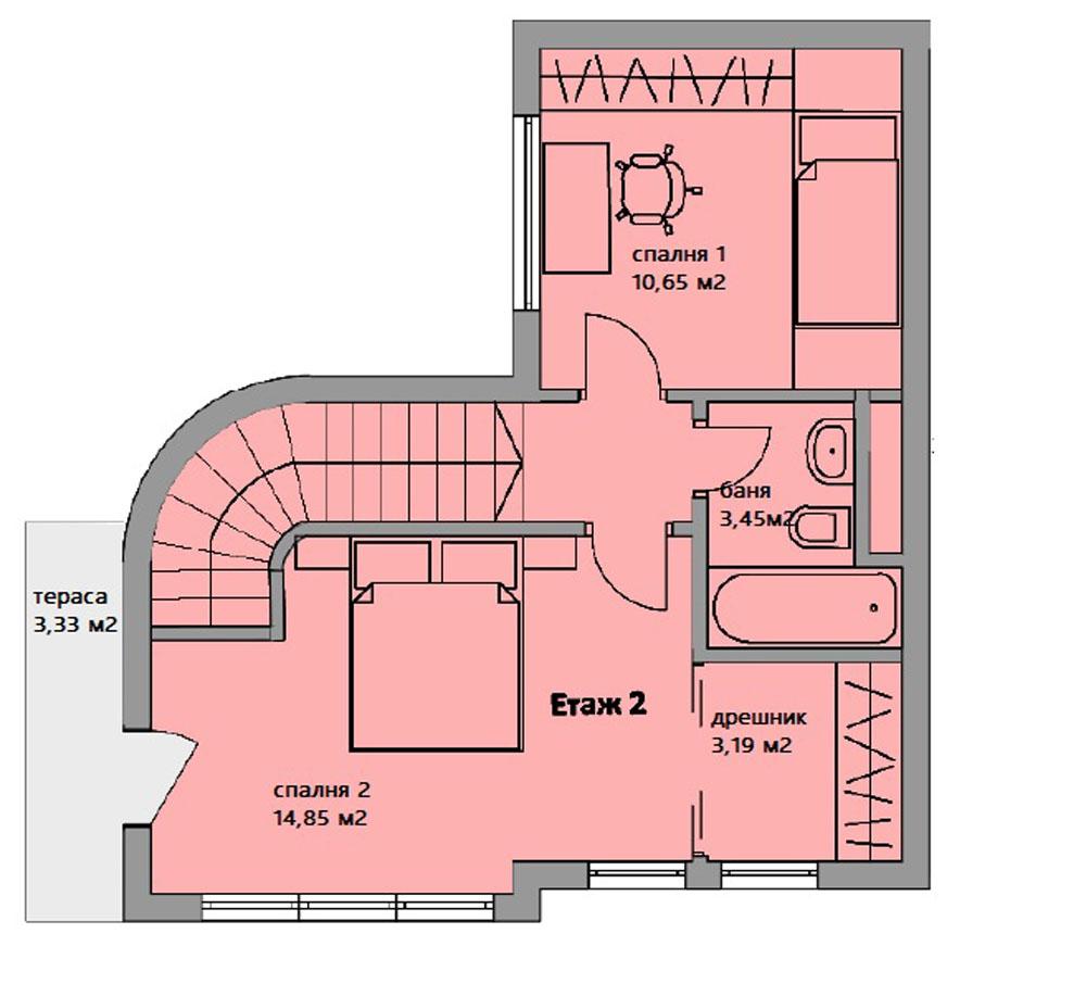 2 етаж
